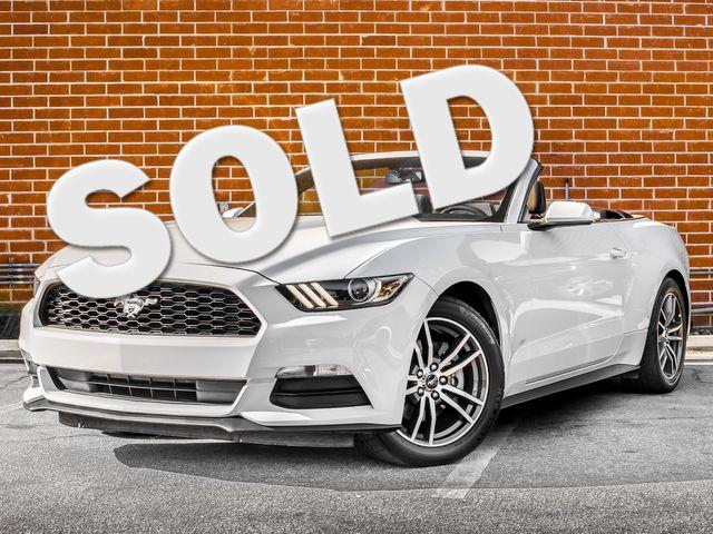 2015 Ford Mustang V6 Burbank, CA 0