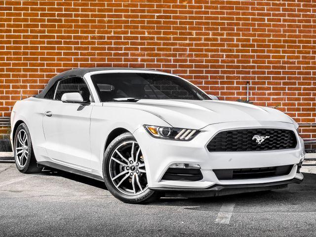 2015 Ford Mustang V6 Burbank, CA 2