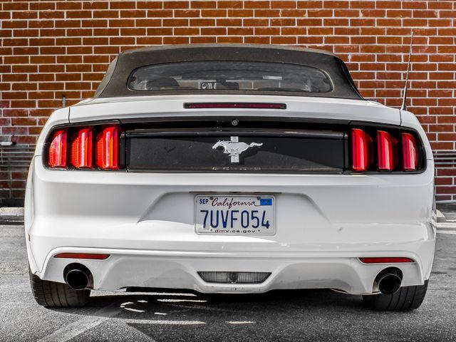 2015 Ford Mustang V6 Burbank, CA 4