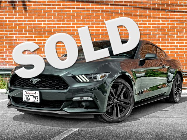 2015 Ford Mustang EcoBoost Burbank, CA