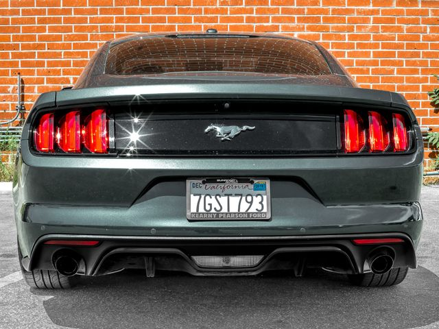 2015 Ford Mustang EcoBoost Burbank, CA 4