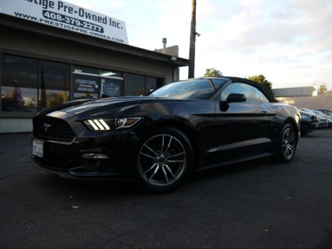 2015 Ford MUSTANG ECOBOOST PREMIUM  in Campbell, CA