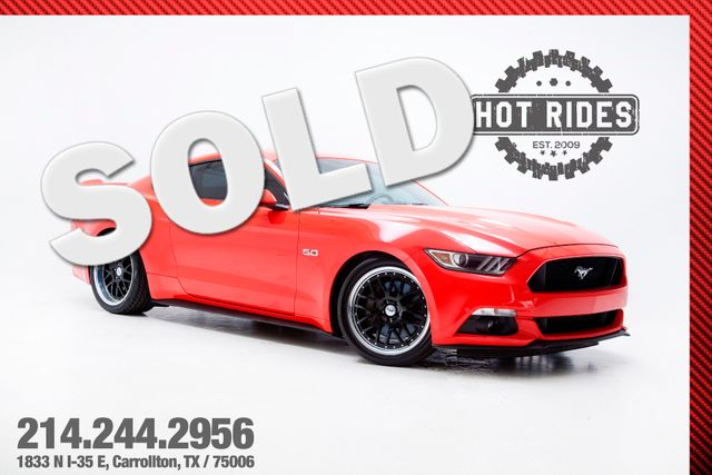 2015 Ford Mustang GT 5.0 With Many Upgrades