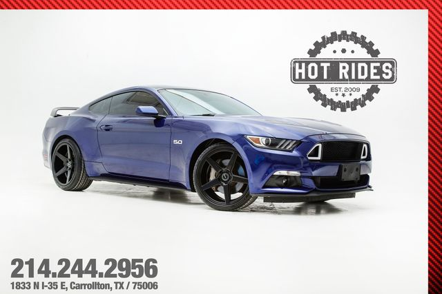 2015 Ford Mustang GT 5.0 With Upgrades