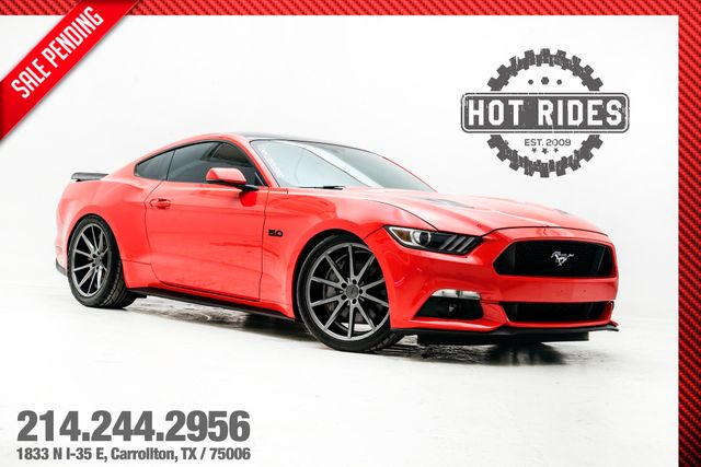 2015 Ford Mustang GT 5.0 Supercharged With Many Upgrades