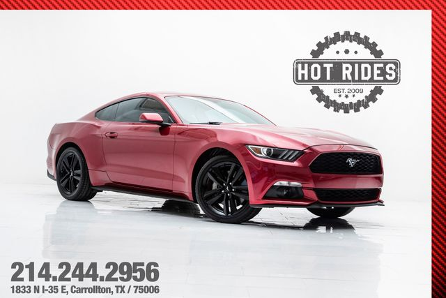 2015 Ford Mustang EcoBoost Premium Performance Package