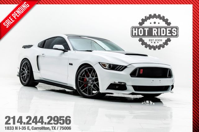 2015 Ford Mustang GT Premium 5.0 With Many Upgrades