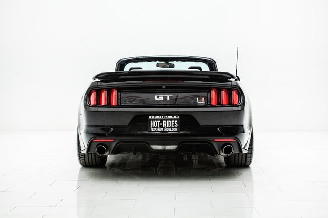 2015 Ford Mustang 5.0 GT Premium Convertible With Upgrades in Carrollton, TX 75006