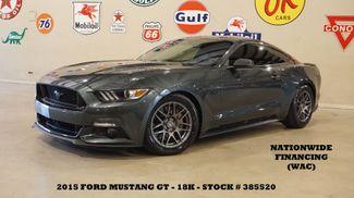 2015 Ford Mustang GT Premium AUTO,PROCHARGER,NAV,FORGESTAR WHLS,18K in Carrollton, TX 75006