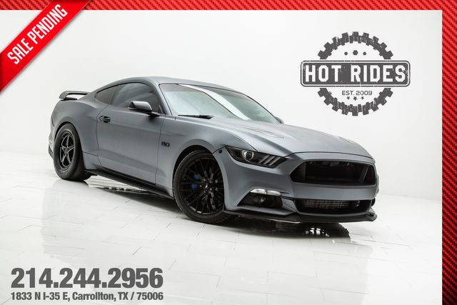 2015 Ford Mustang GT Premium 5.0 Supercharged 800+ HP
