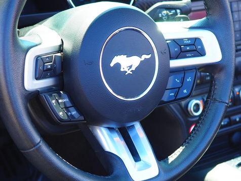 2015 Ford Mustang V6 Convertible | Champaign, Illinois | The Auto Mall of Champaign in Champaign, Illinois