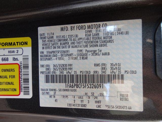 2015 Ford Mustang GT Premium Corpus Christi, Texas 39