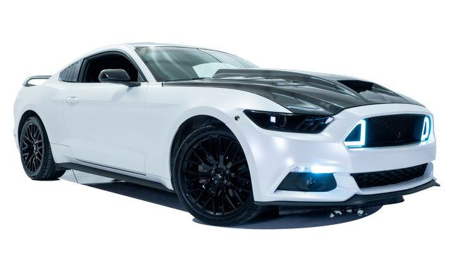 2015 Ford Mustang EcoBoost with Many Upgrades in Dallas, TX 75229