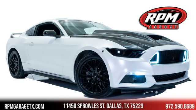 2015 Ford Mustang EcoBoost with Many Upgrades
