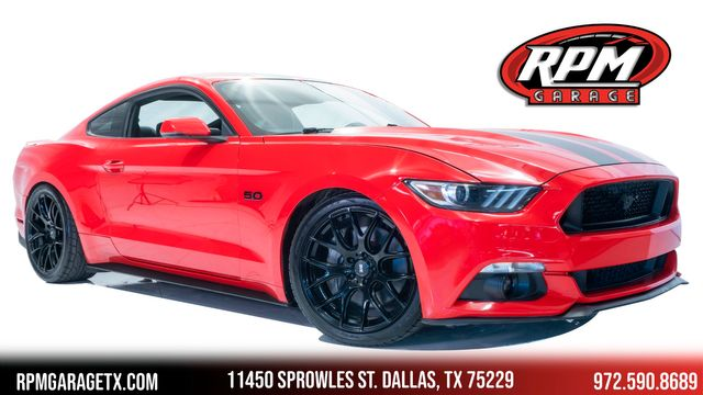 2015 Ford Mustang GT Premium with Upgrades