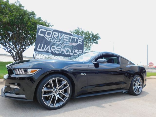 2015 Ford Mustang GT Premium Auto, Nav, Foundry Black Alloys 21k