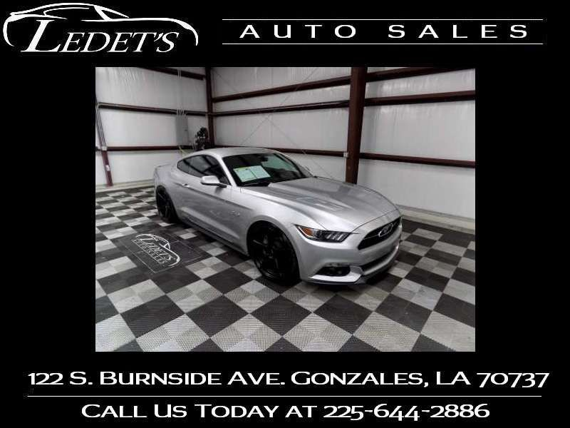 2015 Ford Mustang GT - Ledet's Auto Sales Gonzales_state_zip in Gonzales Louisiana