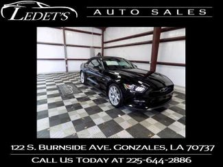 2015 Ford Mustang GT Premium - Ledet's Auto Sales Gonzales_state_zip in Gonzales