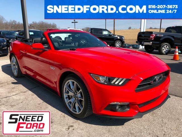 2015 Ford Mustang GT Premium Convertible