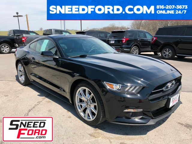 2015 Ford Mustang EcoBoost Premium 50th Anniversary Package