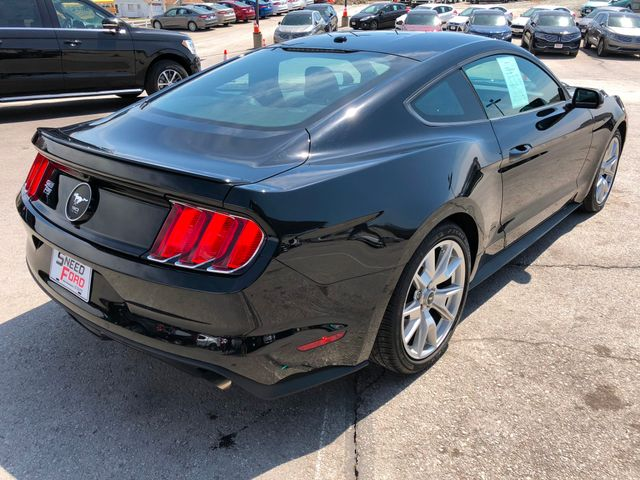 2015 Ford Mustang EcoBoost Premium 50th Anniversary Package in Gower Missouri, 64454