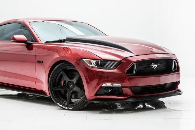 2015 Ford Mustang GT 5.0 Performance Pkg Supercharged With Upgrades in Carrollton, TX 75006