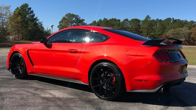 2015 Ford Mustang EcoBoost Premium in Hope Mills NC, 28348