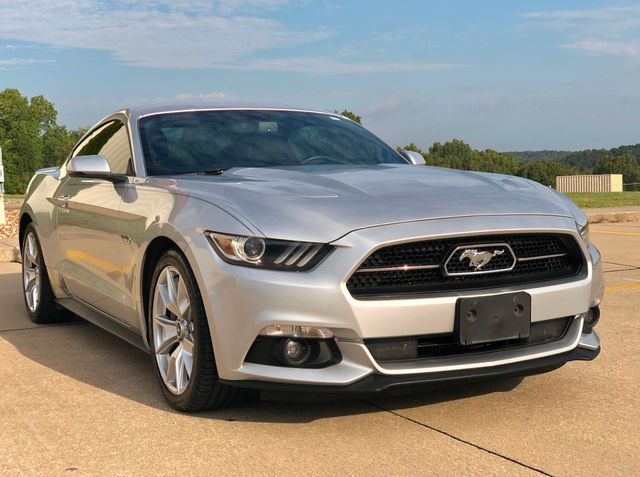 2015 Ford Mustang GT Premium 50 Years Edition