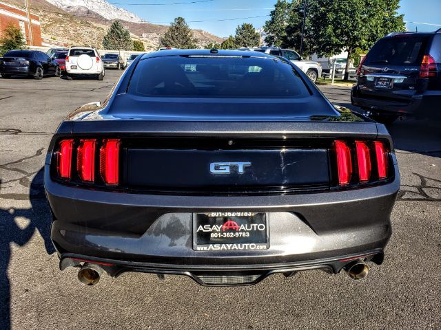 2015 Ford Mustang GT Premium Coupe LINDON, UT 8