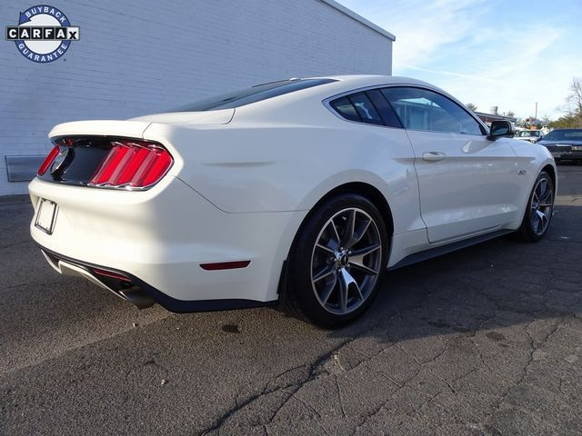 2015 Ford Mustang GT 50 Years Limited Edition Madison, NC 1