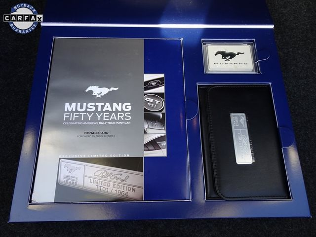 2015 Ford Mustang GT 50 Years Limited Edition Madison, NC 45