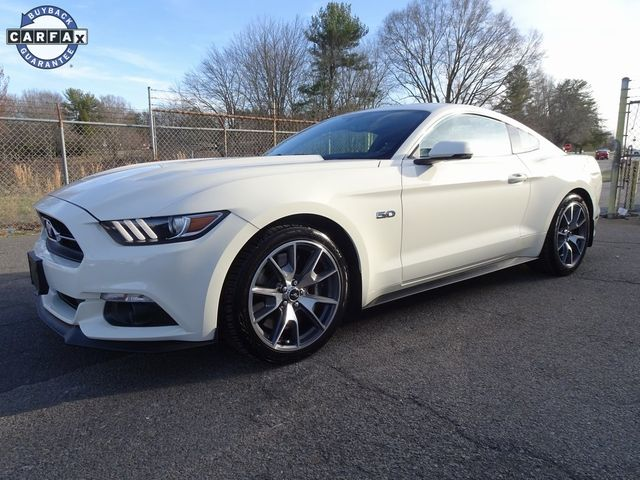 2015 Ford Mustang GT 50 Years Limited Edition Madison, NC 5