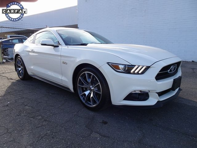 2015 Ford Mustang GT 50 Years Limited Edition Madison, NC 7