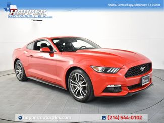 2015 Ford Mustang EcoBoost in McKinney, Texas 75070