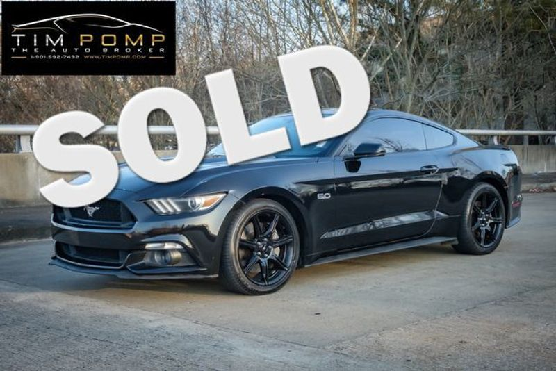 2015 Ford Mustang GT Premium LEATHER SEATS NAVIGATION  | Memphis, Tennessee | Tim Pomp - The Auto Broker in Memphis Tennessee