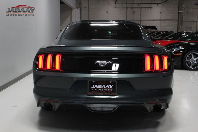 2015 Ford Mustang EcoBoost Merrillville, Indiana 3