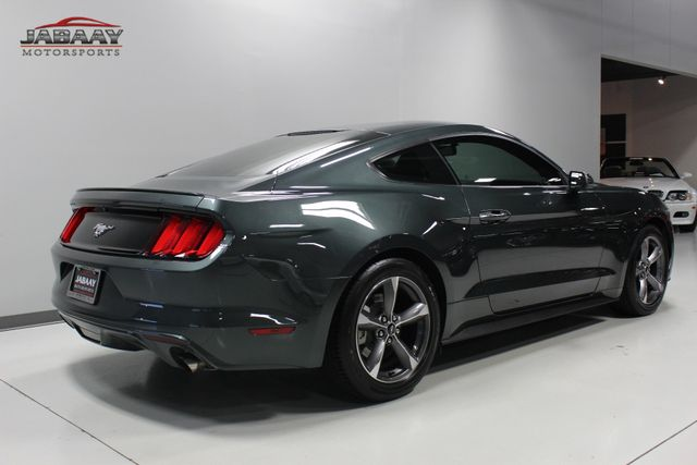 2015 Ford Mustang EcoBoost Merrillville, Indiana 4