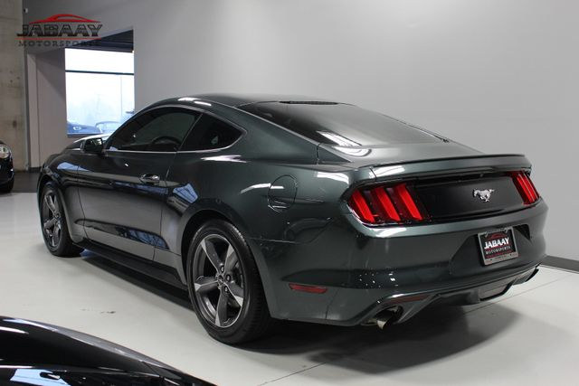 2015 Ford Mustang EcoBoost Merrillville, Indiana 2