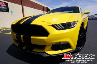 2015 Ford Mustang EcoBoost Fastback Coupe ~ Performance Package | MESA, AZ | JBA MOTORS in Mesa AZ