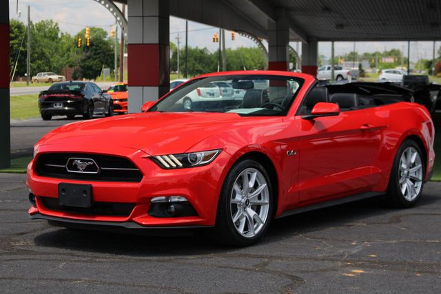 2015 Ford Mustang GT Premium- 50TH ANNIVERSARY APPEARANCE PKG - NAV! Mooresville , NC 22