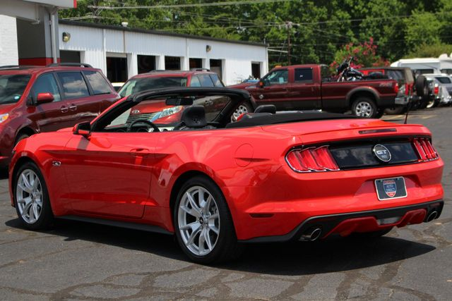 2015 Ford Mustang GT Premium- 50TH ANNIVERSARY APPEARANCE PKG - NAV! Mooresville , NC 24