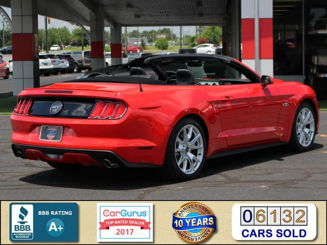 2015 Ford Mustang GT Premium- 50TH ANNIVERSARY APPEARANCE PKG - NAV! Mooresville , NC 2