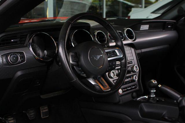 2015 Ford Mustang GT PERFORMANCE PKG - PARK SENSORS - 6SP MANUAL! Mooresville , NC 29