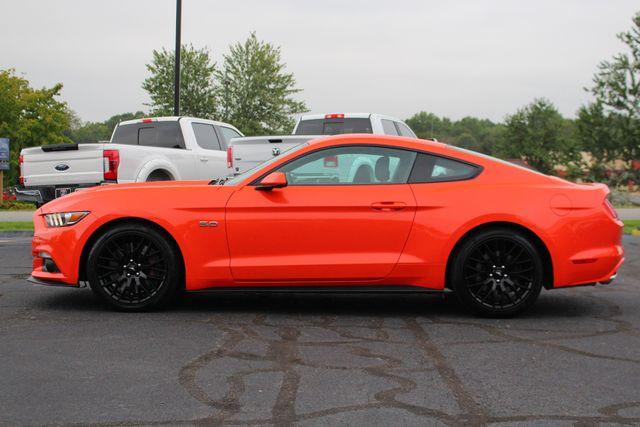 2015 Ford Mustang GT PERFORMANCE PKG - PARK SENSORS - 6SP MANUAL! Mooresville , NC 15
