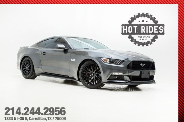 2015 Ford Mustang GT Performance Package With Upgrades