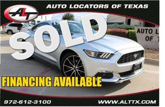2015 Ford Mustang Eco | Plano, TX | Consign My Vehicle in  TX