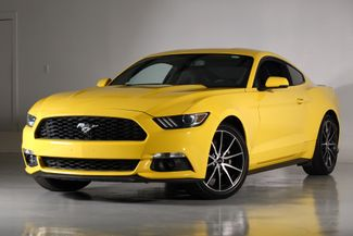 2015 Ford Mustang EcoBoost Premium* Auto* Nav* BU Cam* Leather* 41k*   Plano, TX   Carrick's Autos in Plano TX