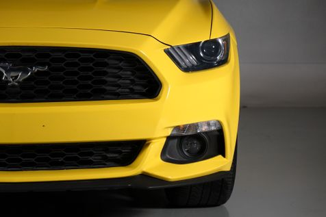 2015 Ford Mustang EcoBoost Premium* Auto* Nav* BU Cam* Leather* 41k* | Plano, TX | Carrick's Autos in Plano, TX