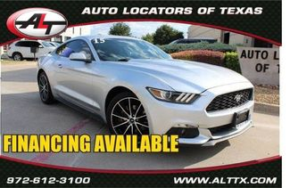2015 Ford Mustang EcoBoost in Plano, TX 75093