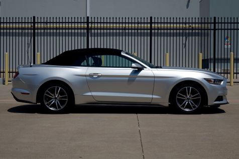 2015 Ford Mustang EcoBoost Premium* Leather* Auto* EZ Finance**   Plano, TX   Carrick's Autos in Plano, TX